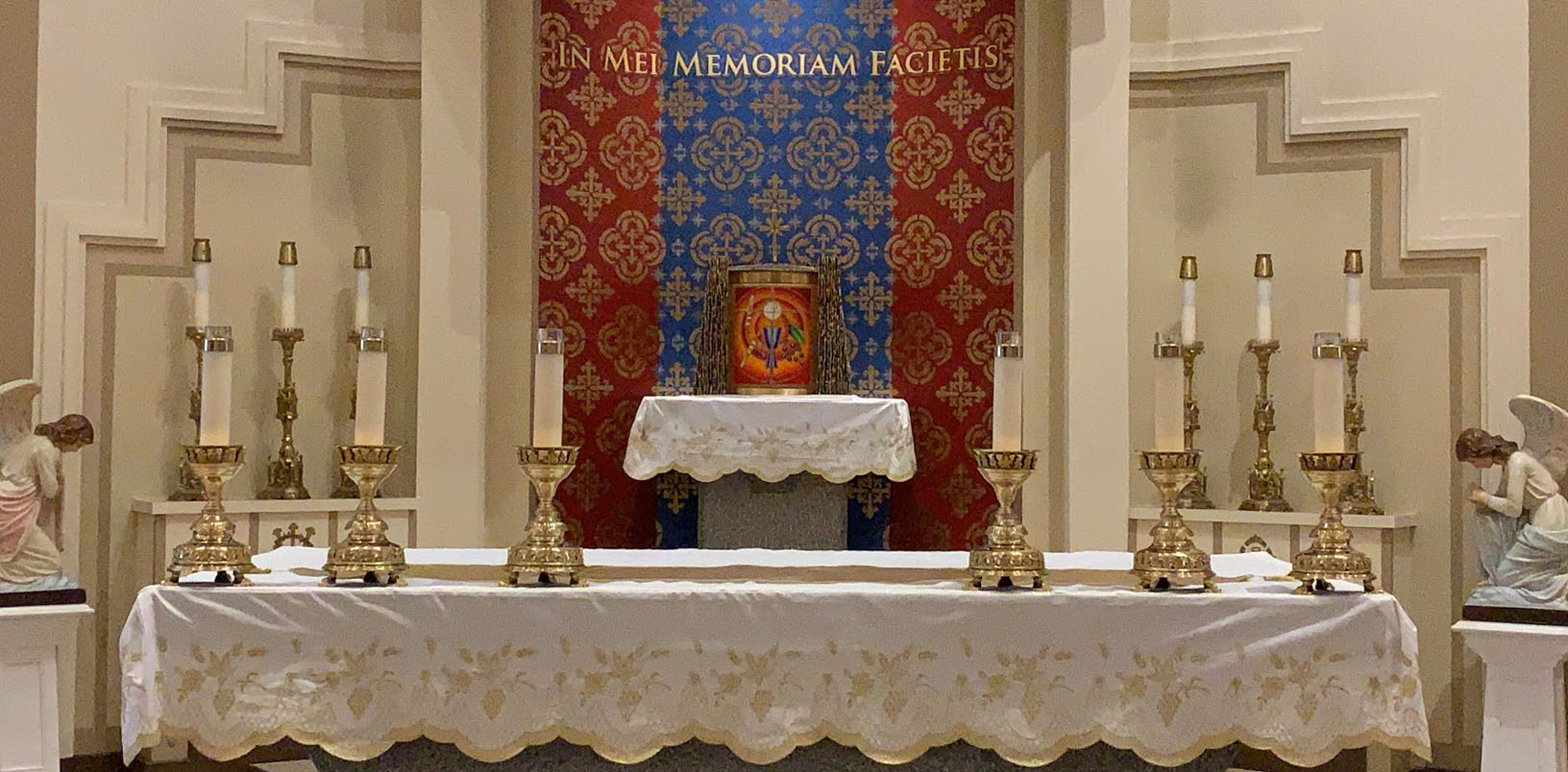 Holy Martyrs of Japan Altar